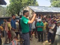 Annapurna trek with 3 days Volunteer program