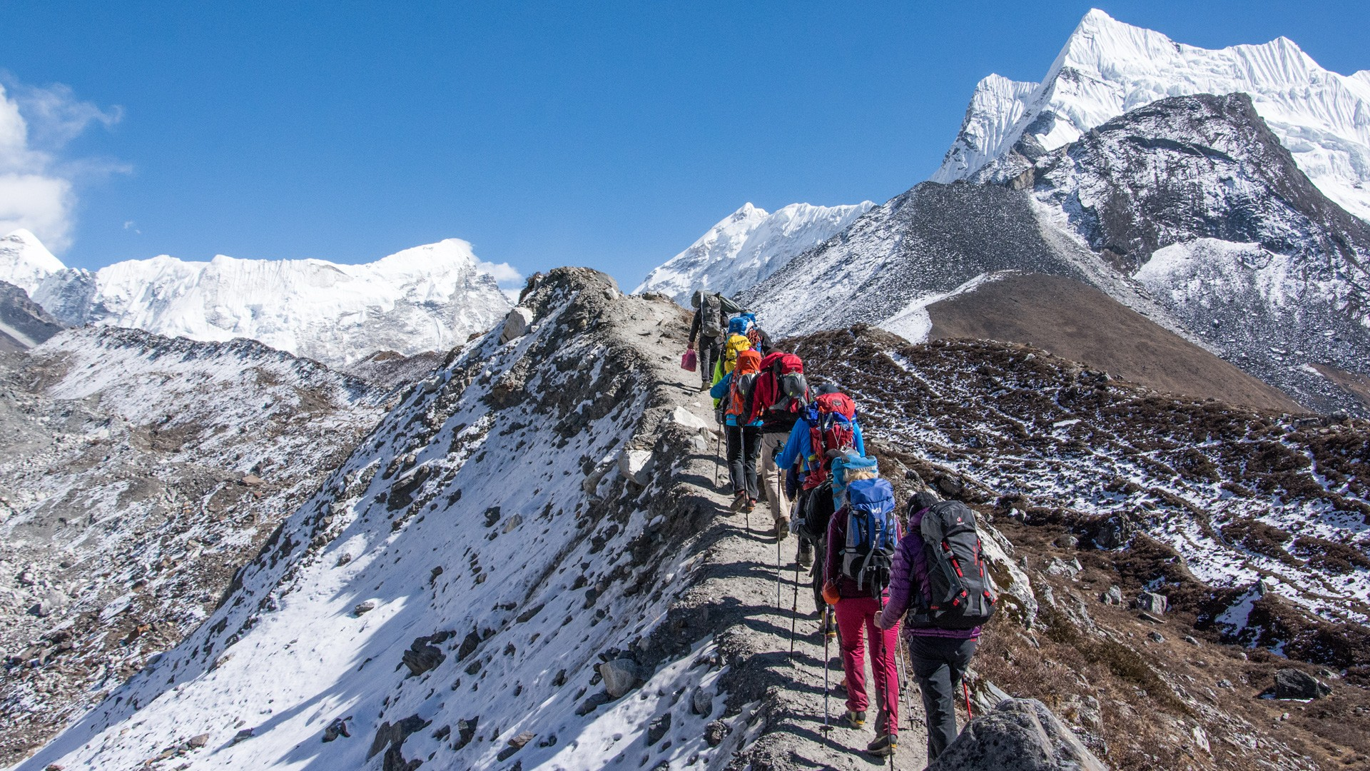 About expeditions in Nepal